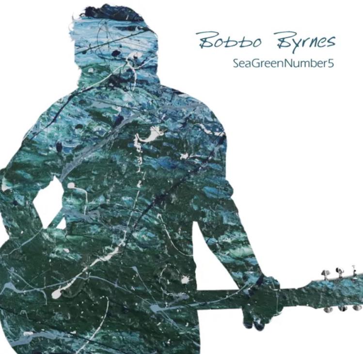 BOBBO BYRNES - SeaGreenNumber5