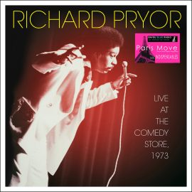 RICHARD PRYOR'S LIVE AT THE COMEDY STORE, 1973