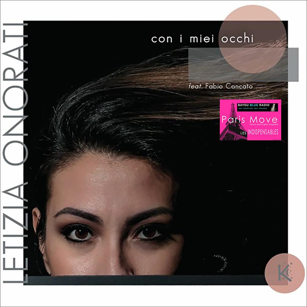 Letizia Onorati – Con I Miei Occhi (avec mon regard)
