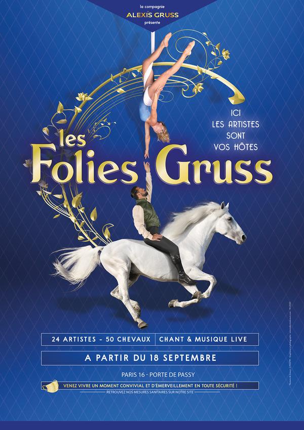 les Folies Gruss à Paris