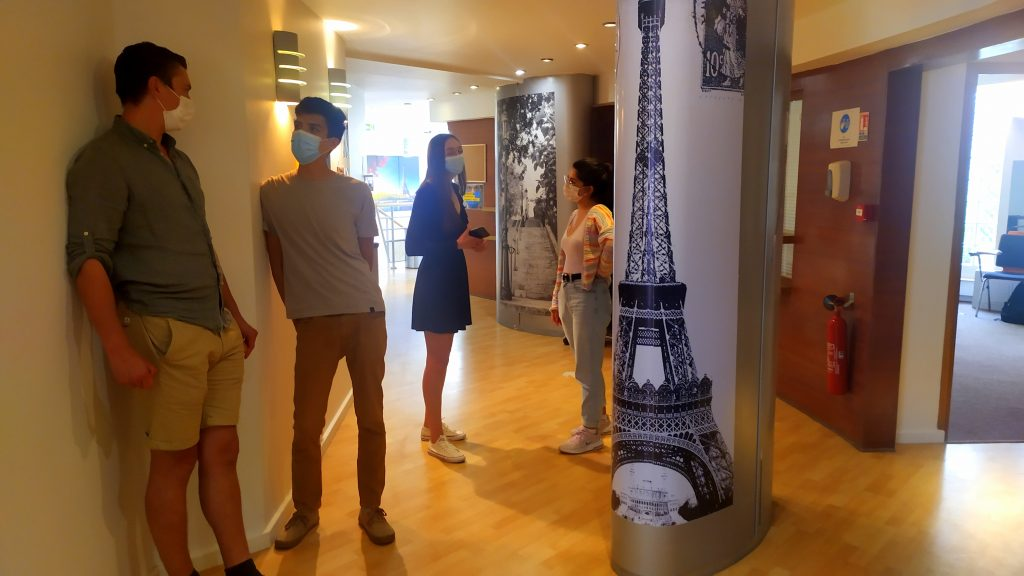 French language courses in France for adults