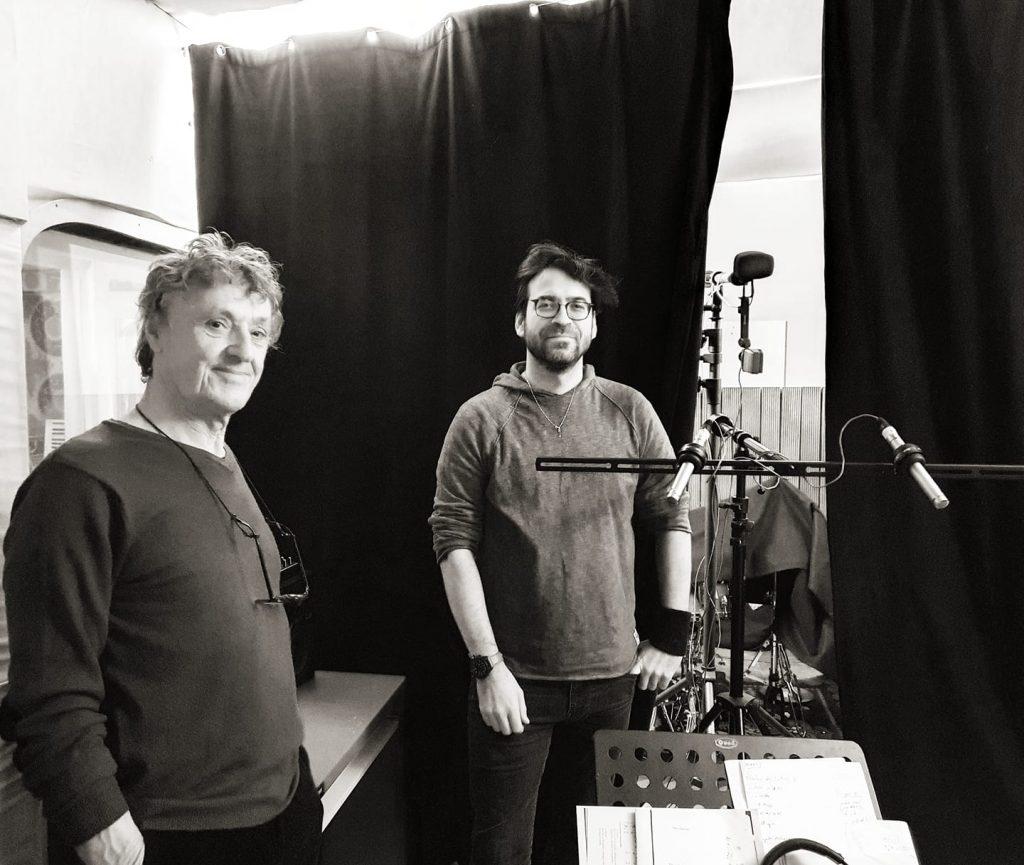 Marc Delouze et Maxime Perrin