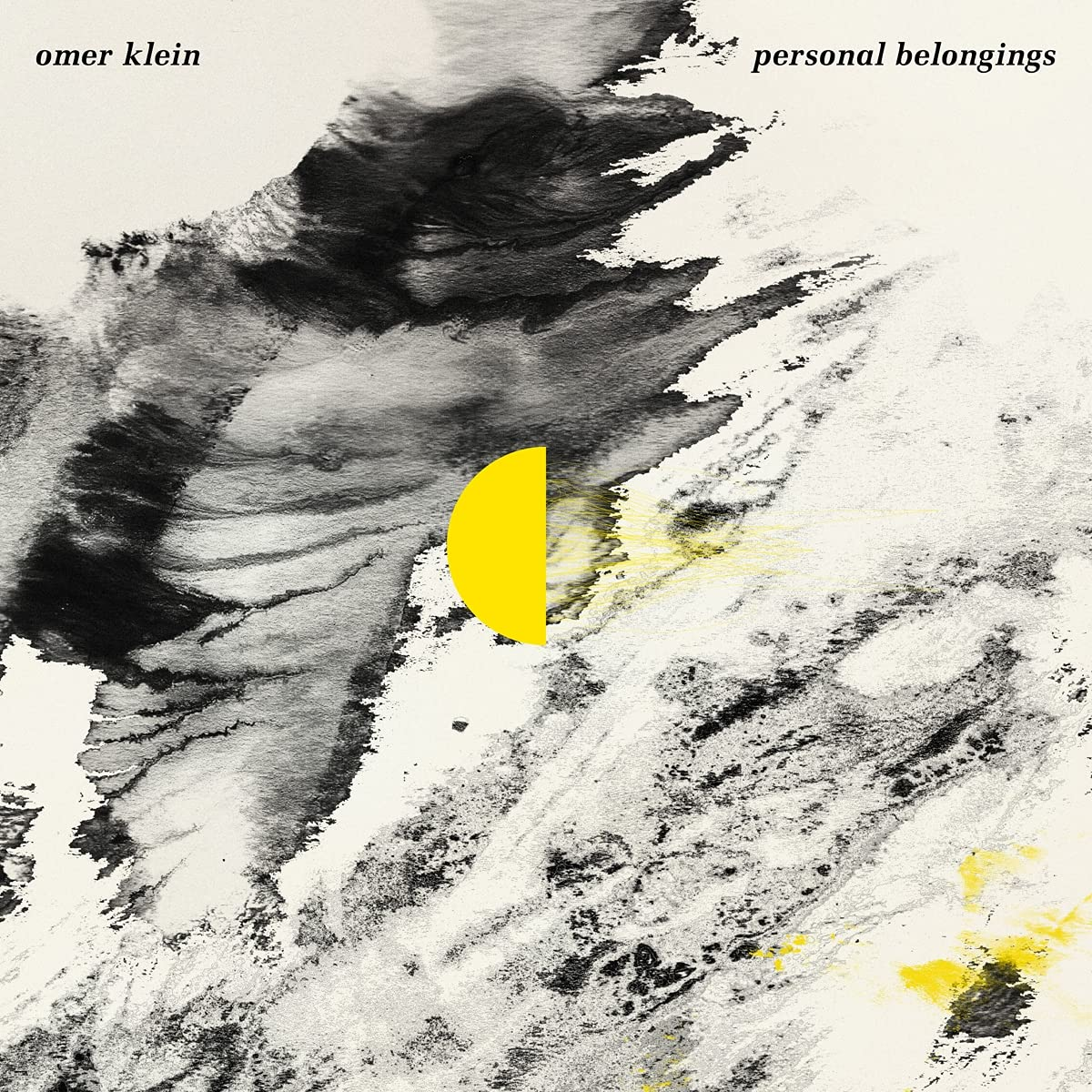 OMER KLEIN - Personal Belongings