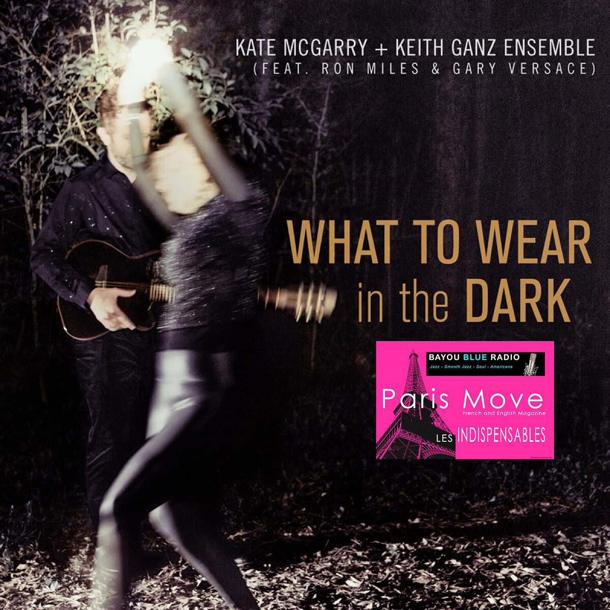 KATE MCGARRY & KEITH GANZ ENSEMBLE - What To Wear In The Dark
