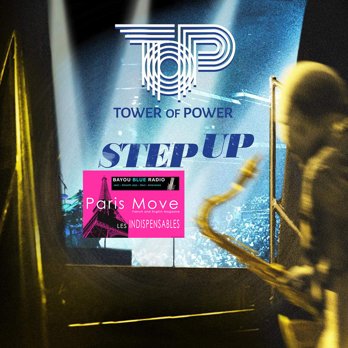 Tower Of Power – Set Up
