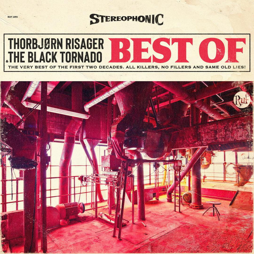 THORBJORN RISAGER & THE BLACK TORNADO - Best Of