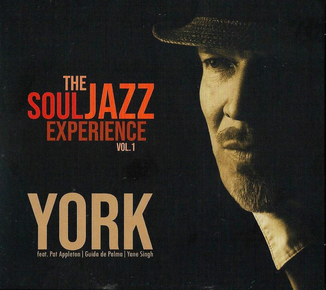 YORK - The Soul Jazz Experience Vol.1