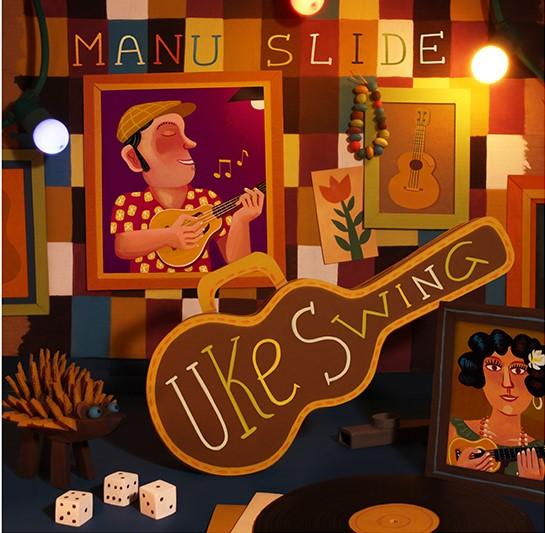 MANU SLIDE - Uke Swing