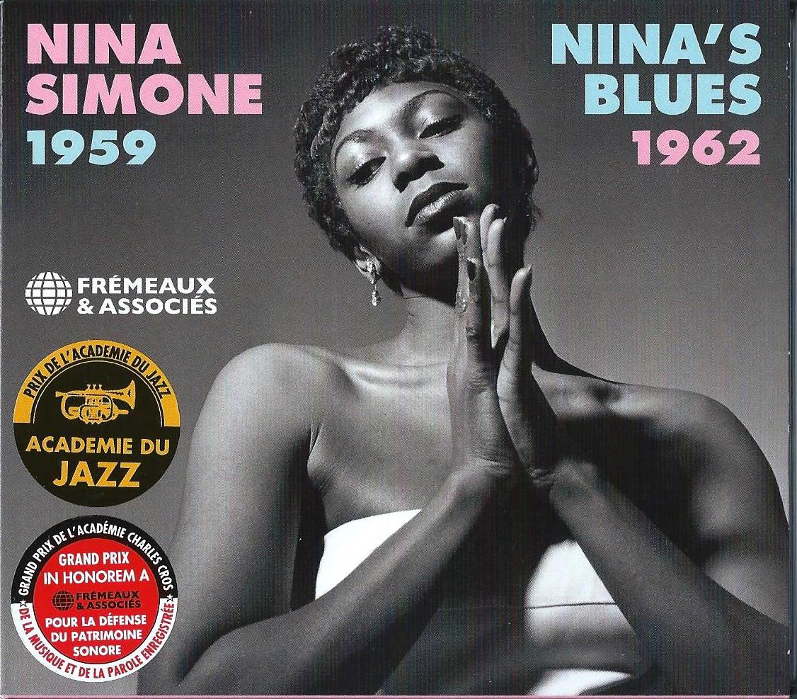 NINA SIMONE 1959 - NINA'S BLUES 1962