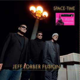 Jeff Lorber Fusion – Space-Time
