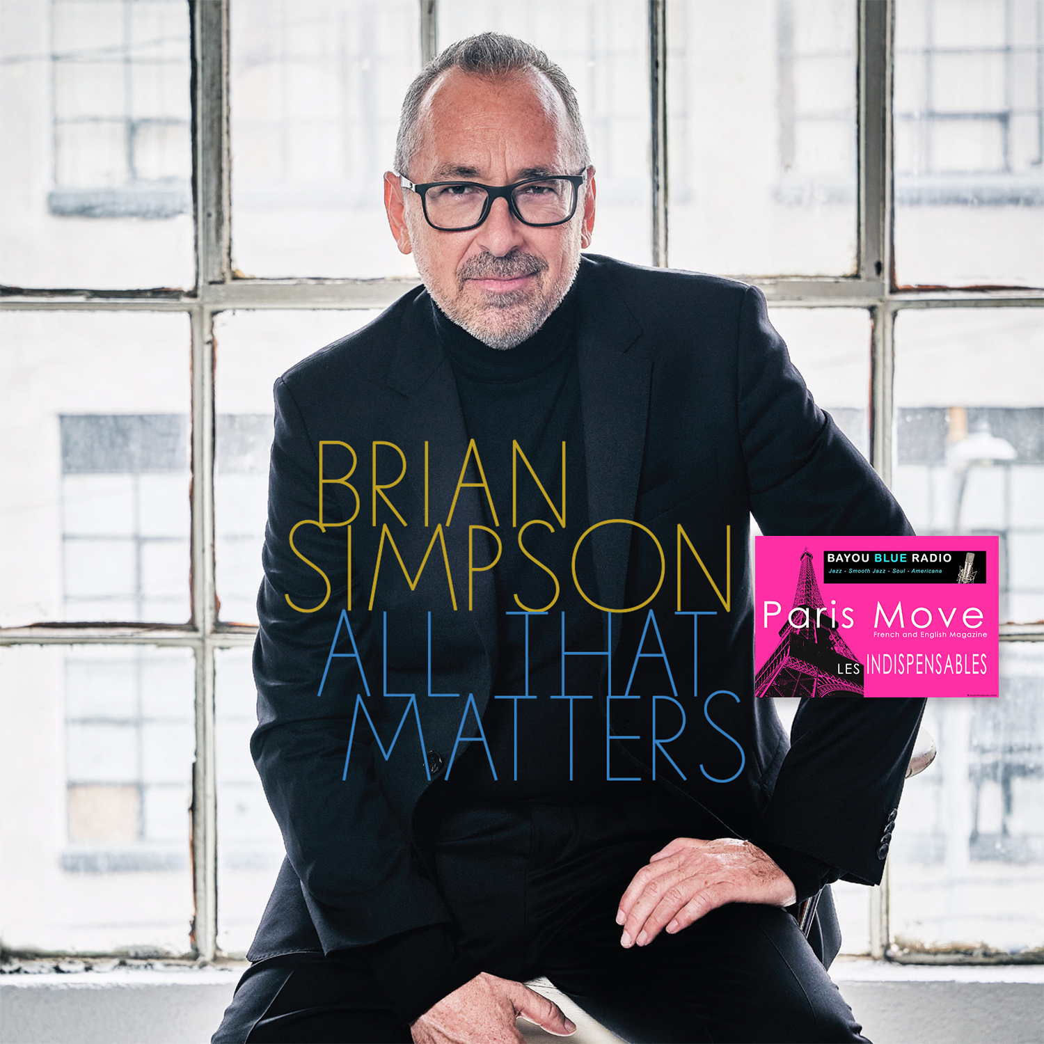 Brian Simpson – All That Matters